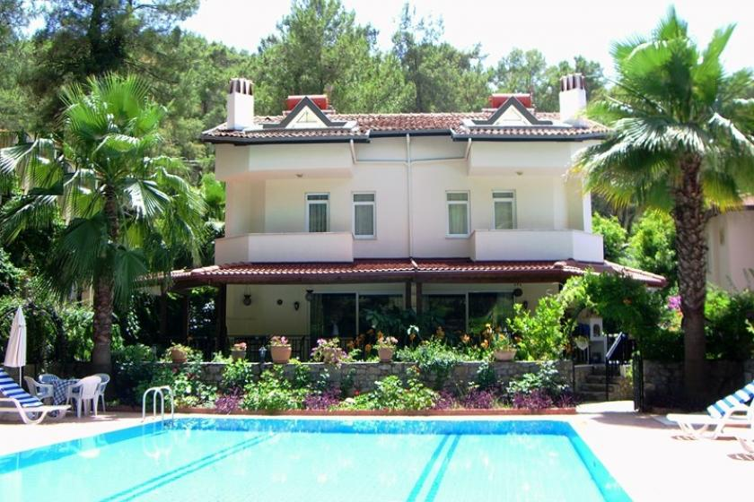 Villa To Rent In Gocek Turkey With Private Pool 55661