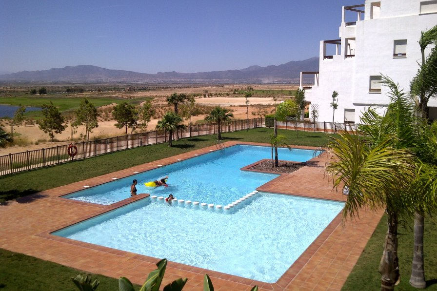 Penthouse apartment in Spain, Condado de Alhama