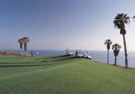 Tenerife golf apartment
