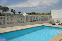 Villa in Spain, Amarilla Golf: The lovely pool area