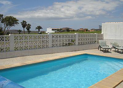 Villa in Spain, Amarilla Golf: The lovely pool area