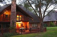 Cottage in South Africa, Hazyview: Cambalala front view