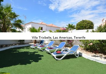 6 bedroom Villa for rent in Playa de Las Americas