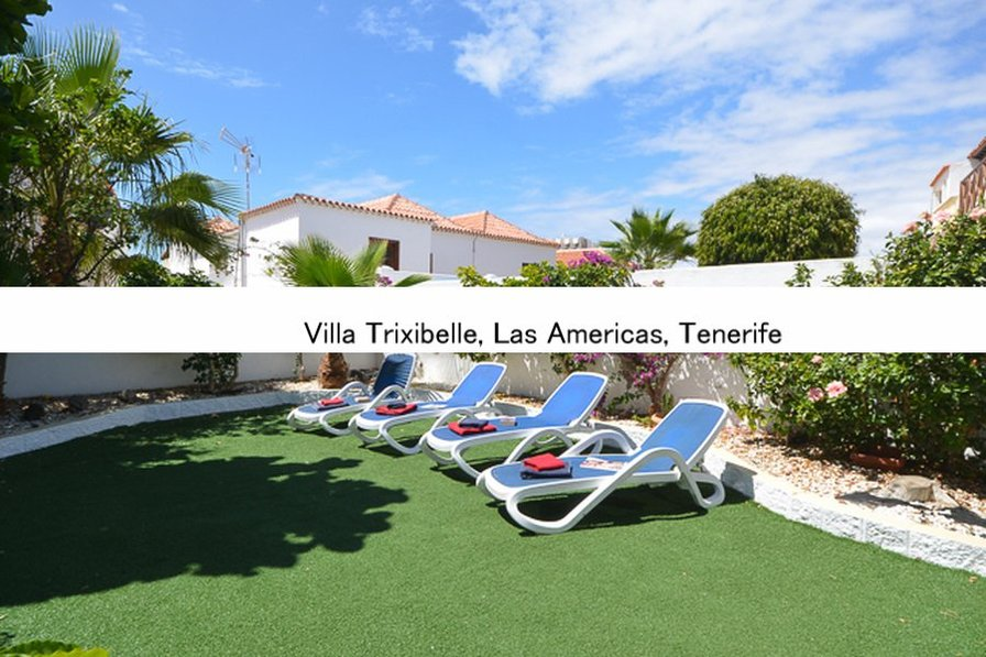 Owners abroad Villa Trixibelle -6 bed with Garden & Communal pool, Las Americas