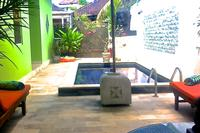 Villa in Indonesia, Bali Nusa Dua: Totally Private courtyard, tropical pool