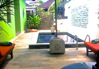 Villa in Indonesia, Nusa Dua Peninsular: Lemongrass Villa - Nusa Dua Your private villa affordable..