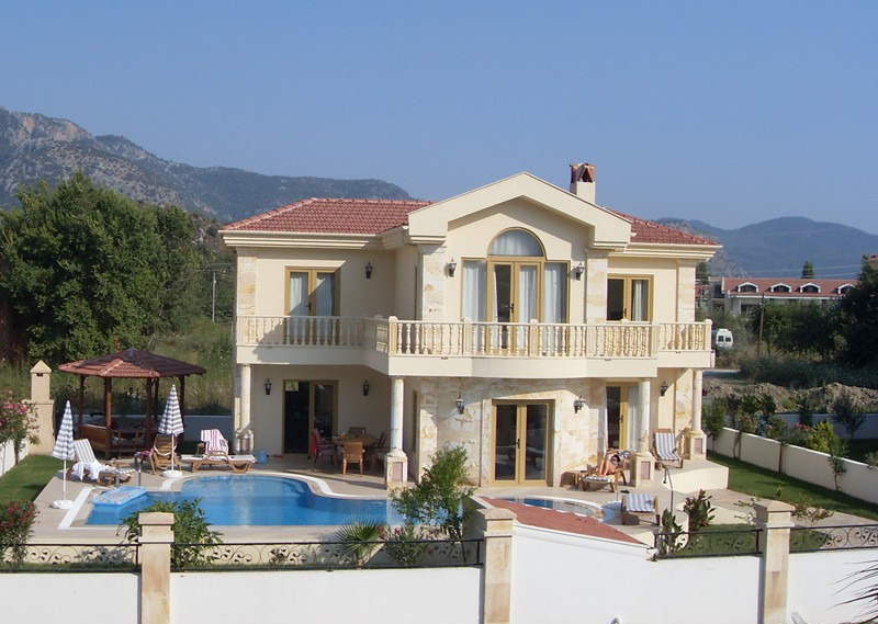 Villa in Turkey, Dalyan: Villa Rosa