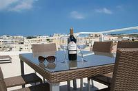 Penthouse_apartment in Malta, Marsascala: Stunning 110 ft terrace