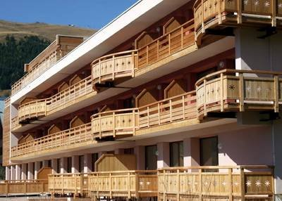 Owners abroad Studio Apartment, Les Deux Alpes