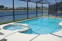 Villa in USA, Sunset Lakes: Pool