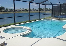 The Waterside Villa, Sunset Lakes Kissimmee