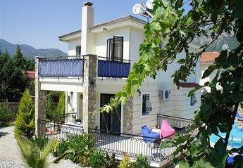 Villa in Turkey, Uzumlu: View of Villa
