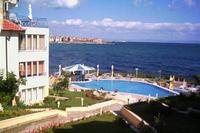 Apartment in Bulgaria, Sozopol: Balcony view