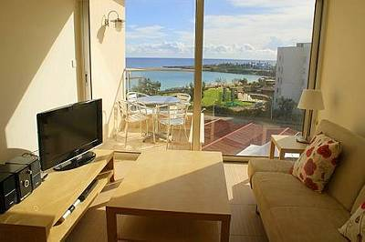 Apartment in Cyprus, Protaras: Living room