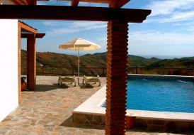 Private villa with mountain views-Casa Las Jaras -SALARES