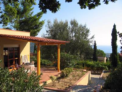 Apartment in Italy, Palinuro: 1 bedroom apartment 3/5 people