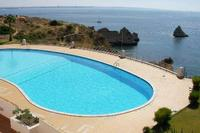 Studio_apartment in Portugal, Dona Ana: Pool and sea