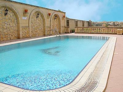 Apartment in Malta, Gharb: Common Pool
