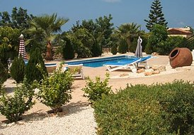 Villa Louise Sea Caves Nr Coral Bay Cyprus