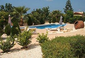 Villa Louise Sea Caves Nr Coral Bay Cyprus