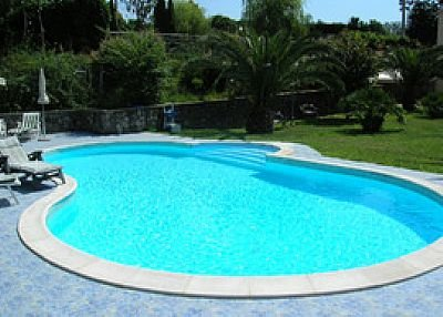 Villa in Italy, Massa Lubrense: swimming pool