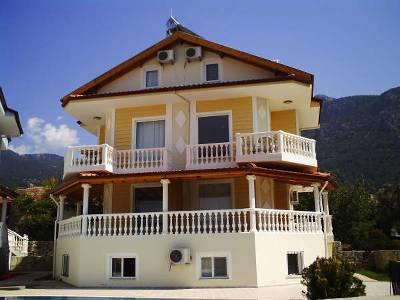 Apartment in Turkey, Ovacik: Oscar C4 apartment bottom left