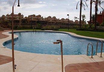 Villa in Spain, Santa Clara Golf Club Marbella: swimming pool