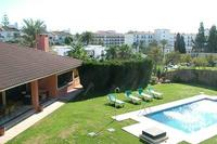 Villa in Spain, Marbella Centre: Holiday villa 2 steps from the Casino