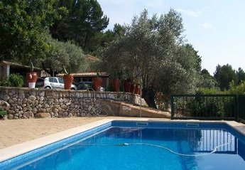 Country House in Spain, Esporles: pool