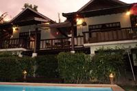 Villa in Thailand, Bang Por: front house