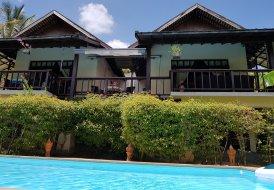 Villa in Thailand, Bang Por