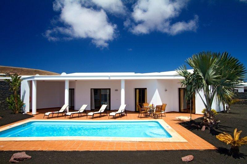 Villa in Spain, Playa Blanca