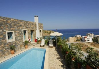 Villa in Greece, Mohlos