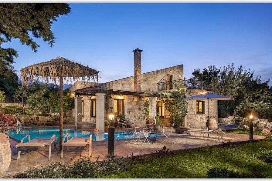 Villa in Greece, Chania region
