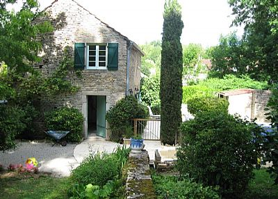 Cottage in France, Echevronne: The Grange
