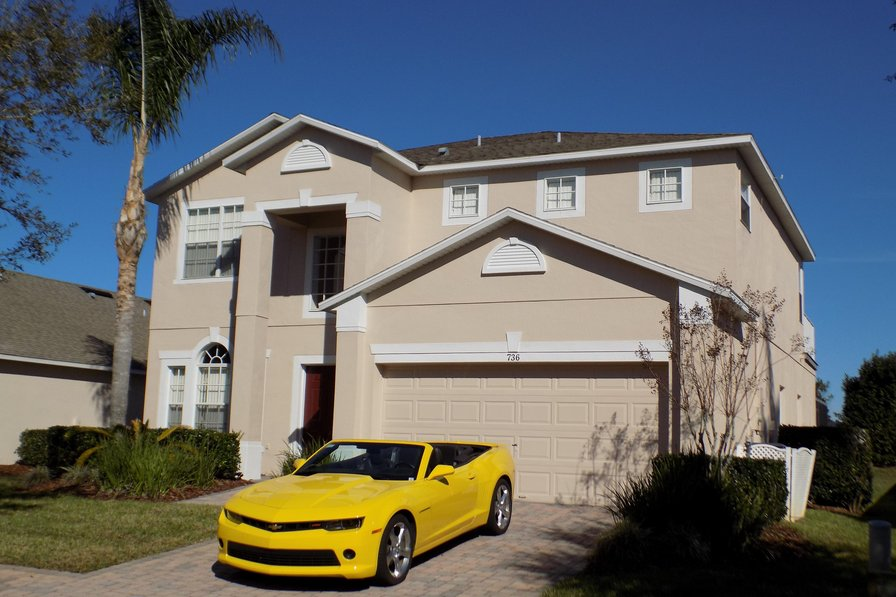 Villa To Rent In The Sanctuary At West Haven Florida With