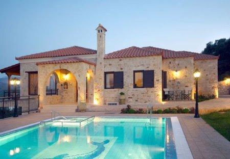 Villa in Polemarchi, Crete