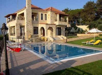 Villa in Greece, Polemarchi: .