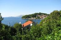 Apartment in Croatia, Cavtat: view from the teracce