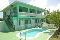 Apartment in Saint Lucia, Cap Estate: Belle Kaye External View