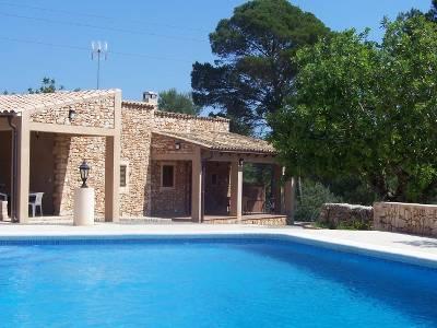 Villa in Spain, Santanyí: private pool