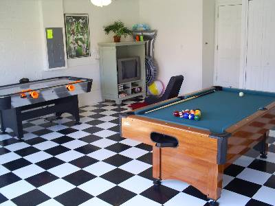 Villa in USA, Highgrove: Your own private games room