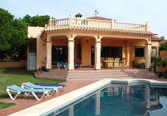 Villa in Spain, Marbesa: Holidayvilla with private pool