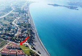 Beach Front Villa, Calis Beach