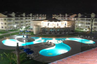 Apartment in Turkey, Dalaman: NIght Time