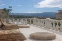 Villa in Turkey, Silver Sand Beach: View from Sittingroom Veranda