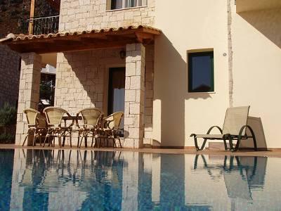 Villa in Greece, Koutouloufari: .