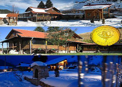 Chalet in Bulgaria, Madjare: ski chalet 2 seasons