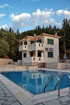 Villa in Greece, Lefkas Island: .