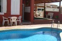 Villa in Spain, El Medano: Lovely pool